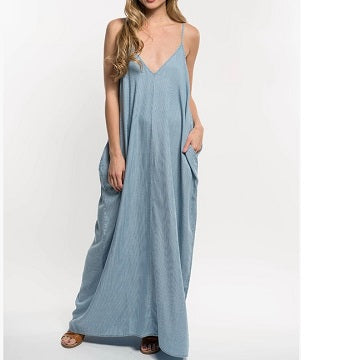 Tencel Beach Dress