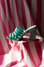 MULES GALLIA IRISE MINT