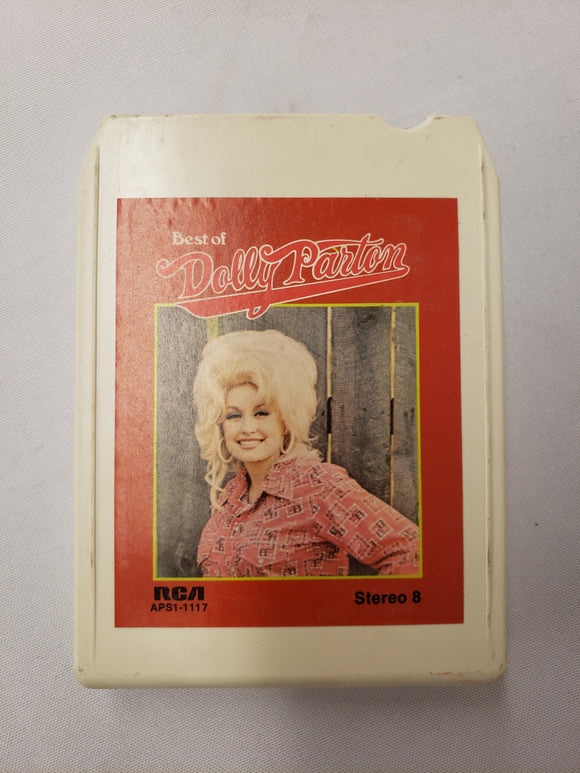 Best of Dolly Parton 8 Track