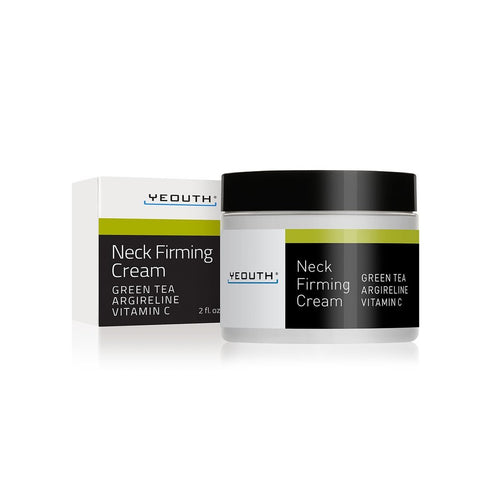 Neck Firming Cream + Green Tea, Argireline, Vitamin C
