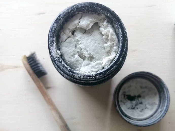 Natural Zero Waste Tooth Powder