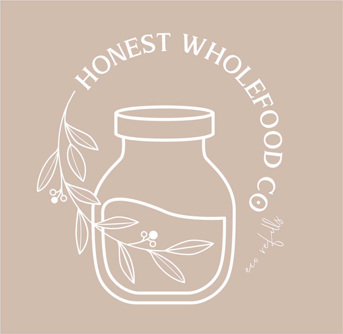 Honest Wholefood Co. - Shop Pantry Essentials Zero Waste - Eco ...