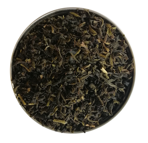 Organic Green Derjeeling Loose Leaf Tea