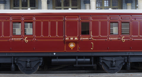 GWR K14/15 Passenger brake van<h4> £1195 inc VAT | </h4>page updated 11-11-2020