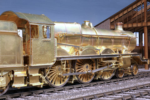 GWR Castle Class 4073 ~ 7037 <h4 >Price: £3300 inc. VAT | Deposit: £500</h4> updated 28-01-2021 click image above