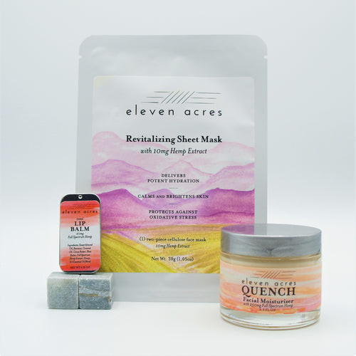 Bundle Up! Facial Gift Set