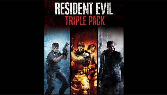Resident Evil 5 & 6 Switch Release Dates Confirmed - Triple Pack With RE4 Also Announced