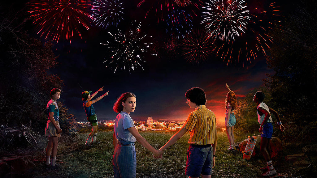 New Stranger Things 3 Posters Reveal New Characters