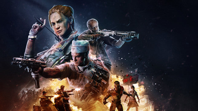 Black Ops 4 Update Out Now On PS4