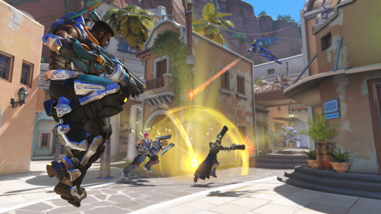 Role-Locking Is Coming To Overwatch