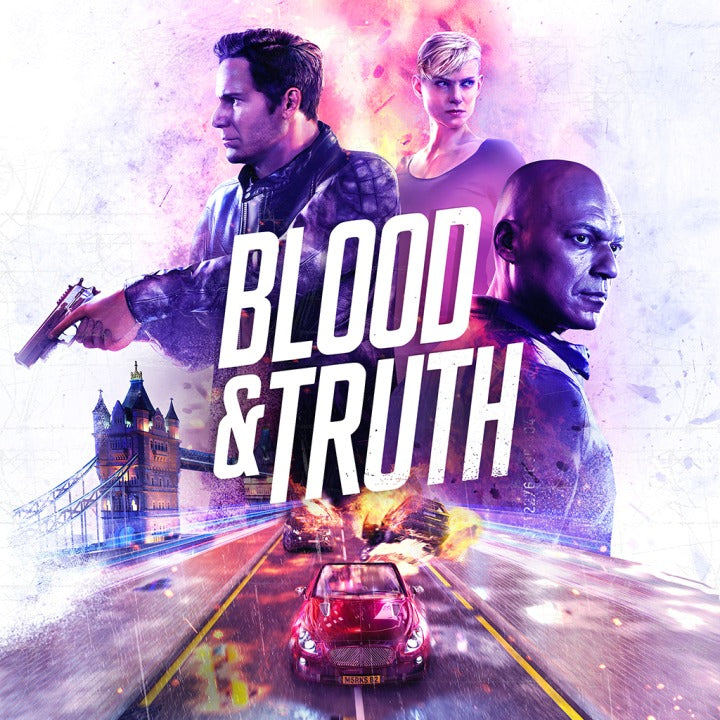 Blood and Truth Review - On The Move PS4