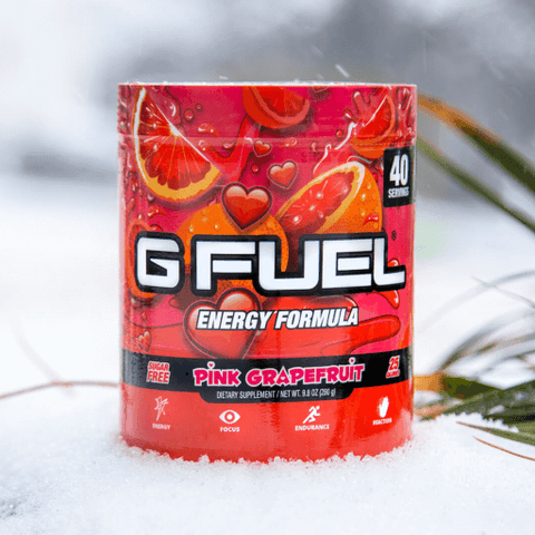 G FUEL Pink Grapefruit