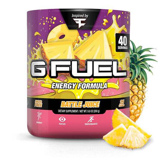 G FUEL FaZe Clan's Battle Juice
