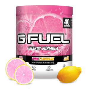G FUEL Pink Lemonade