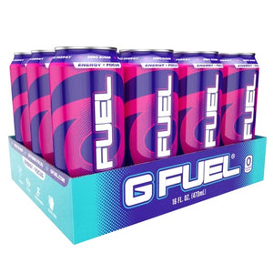 G FUEL ENERGY CAN - FAZEBERRY