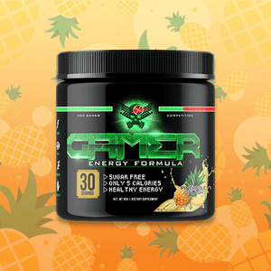 P2 Gamer Energy - Pineapple Splash