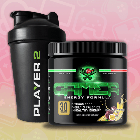 Image of Gamer + Shaker Starter Pack