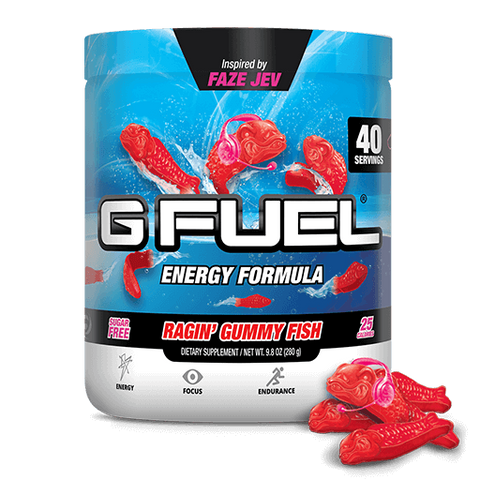 G FUEL Ragin' Gummy Fish