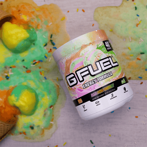 G FUEL Rainbow Sherbet