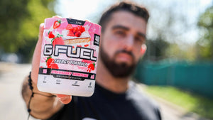 G FUEL Strawberry Shortcake