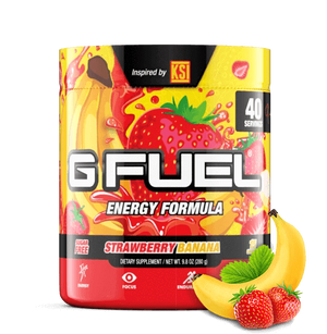 G FUEL Strawberry Banana