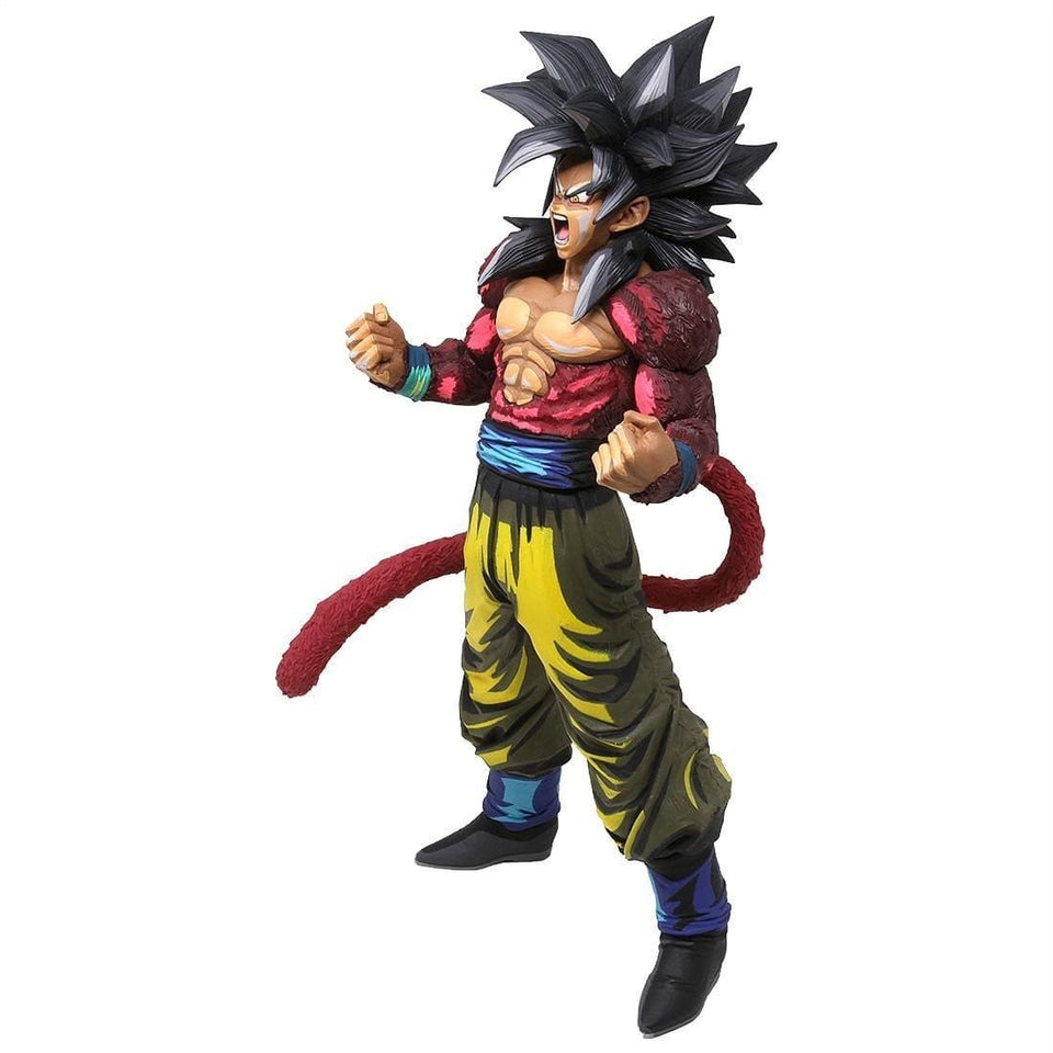 Goku Super Saiyan 4 Best Edition - kynit