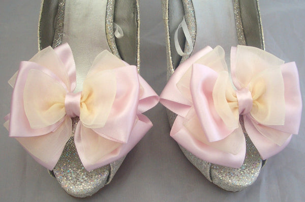 Dita Bow Shoe Clips