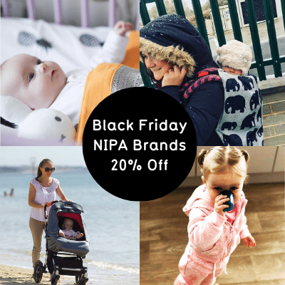 Black Friday Baby Extravaganza!  Starts Saturday 23rd November.