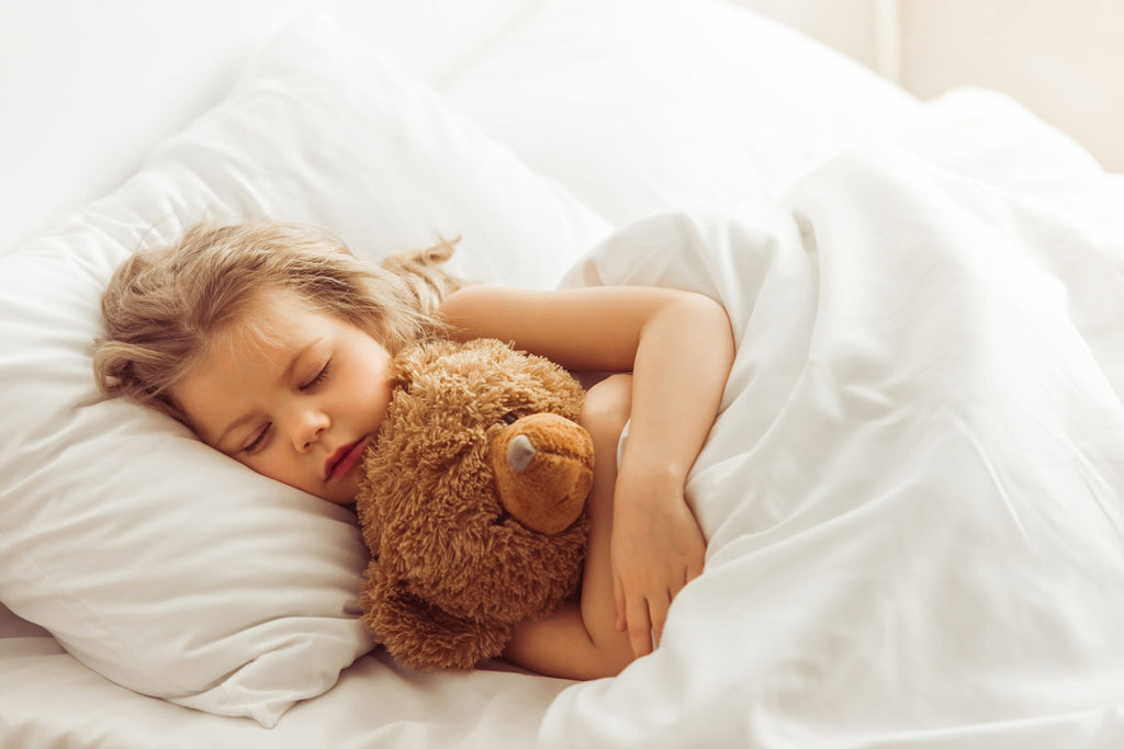 3 Ways Nutrition Could Be Impacting Your Child's Sleep