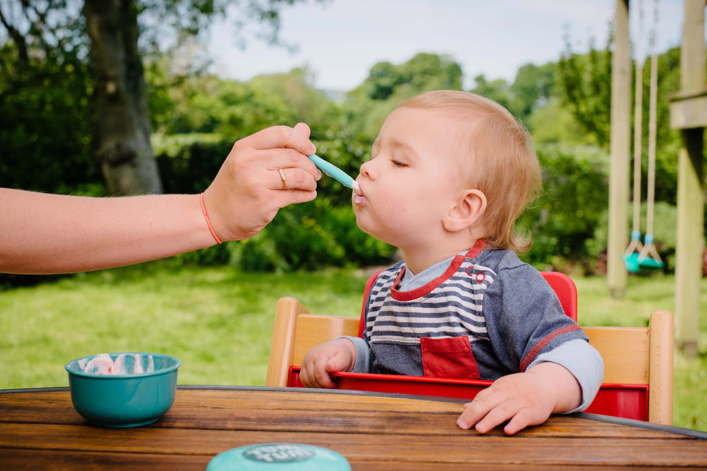 Weaning With TUM TUM - Our Guide To Weaning Your Baby