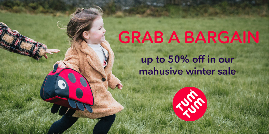 Save Up To 50% In Our Mahusive Winter Sale!