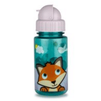 Fox design water bottle
