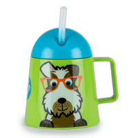 Toddler stable base drinking cups