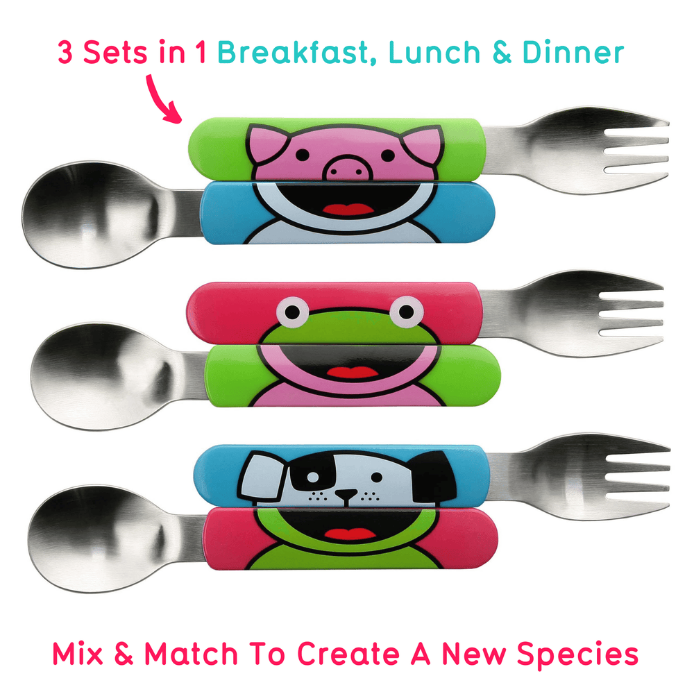 Childrens cutlery sets