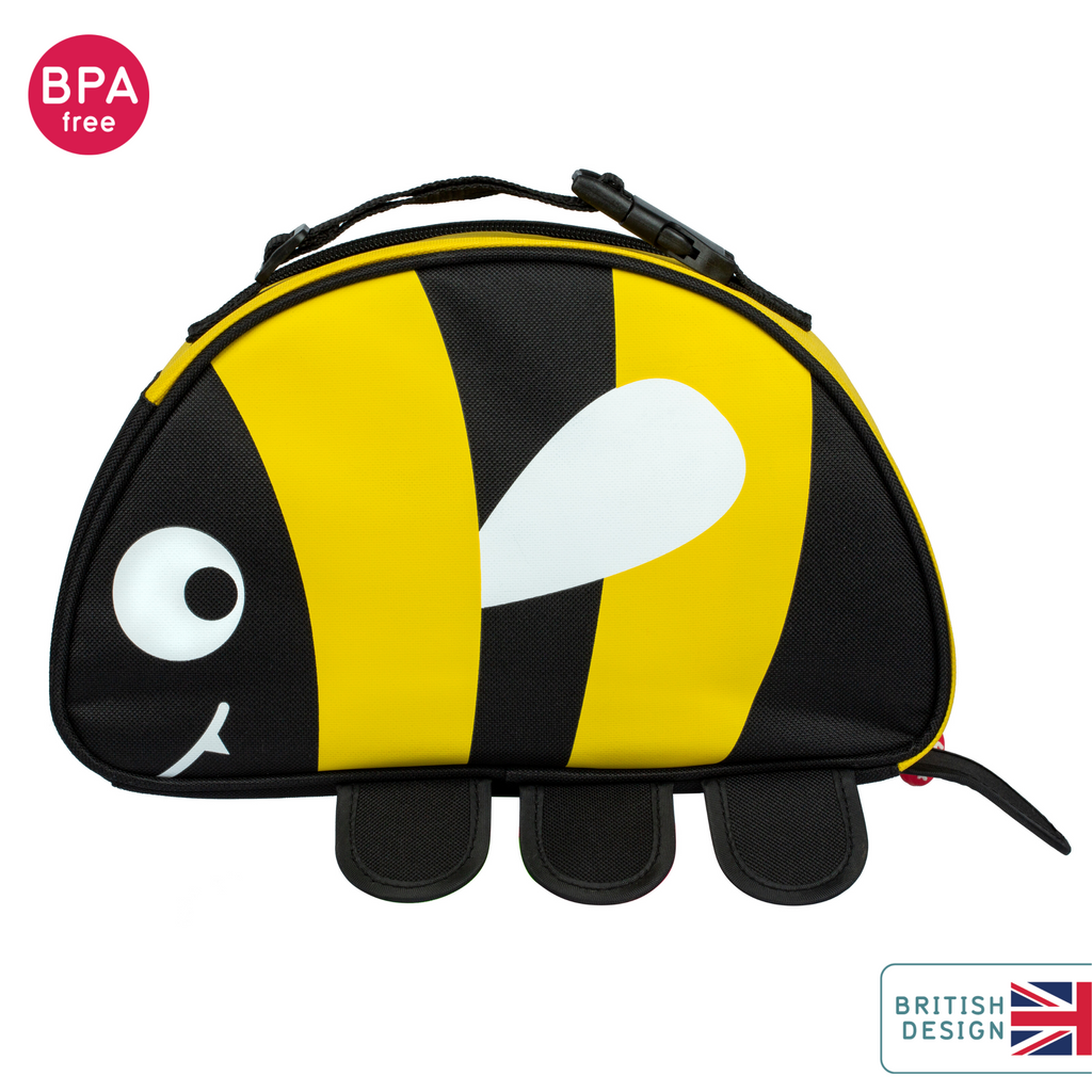 Bee lunch bag for kids