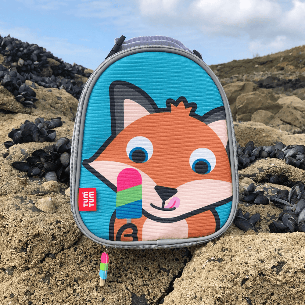 Fox lunch bag for kids