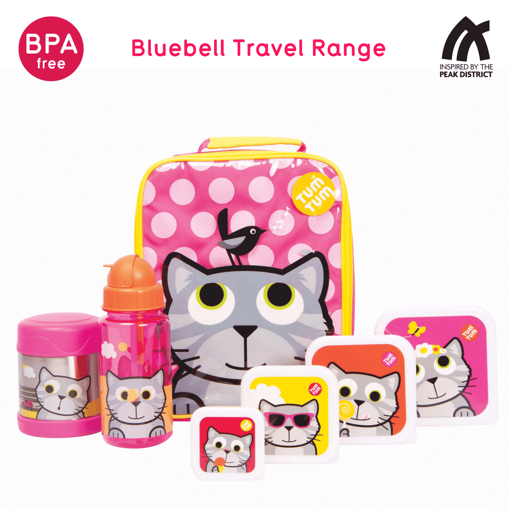 Kids lunchbag range, cat