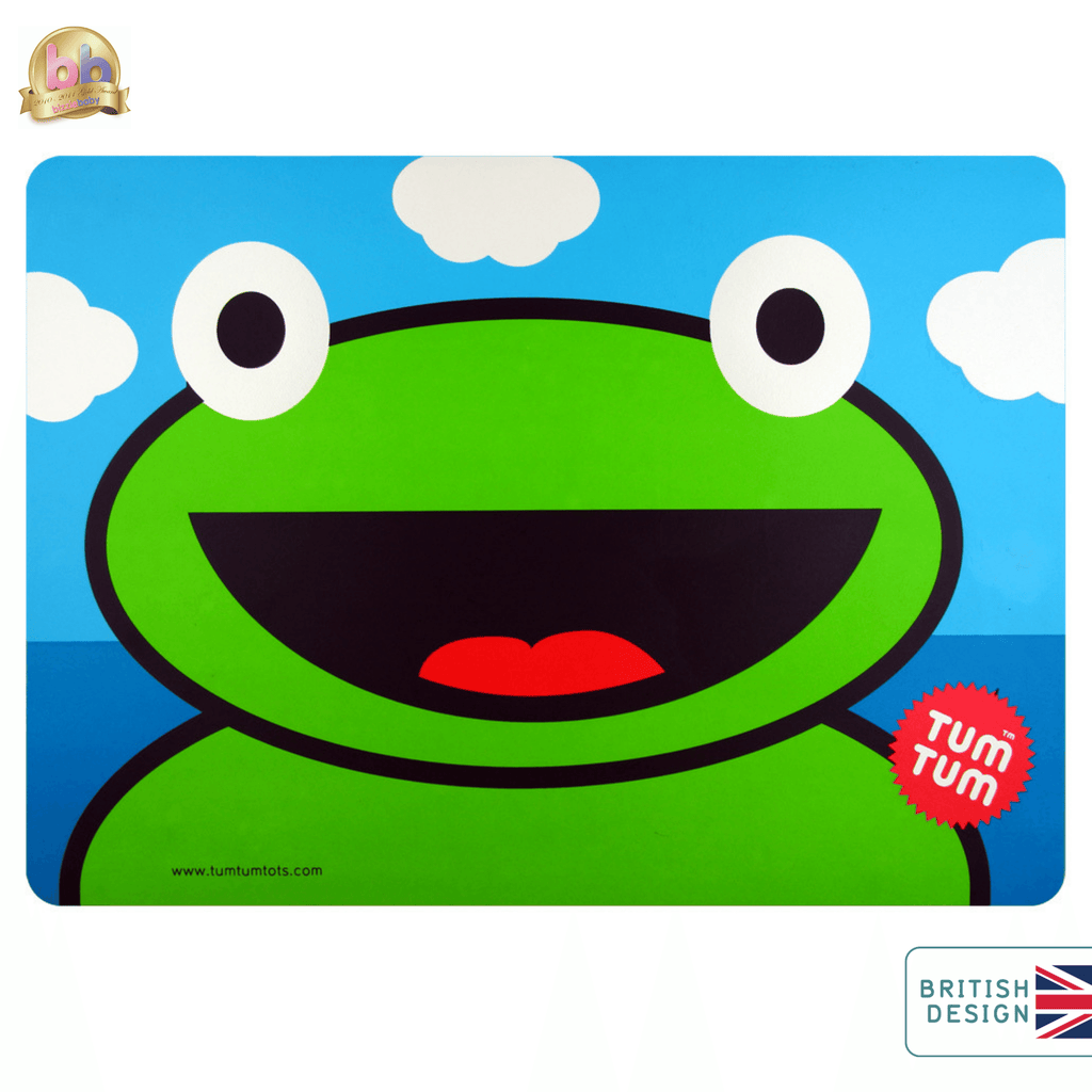 Frog placemat for kids
