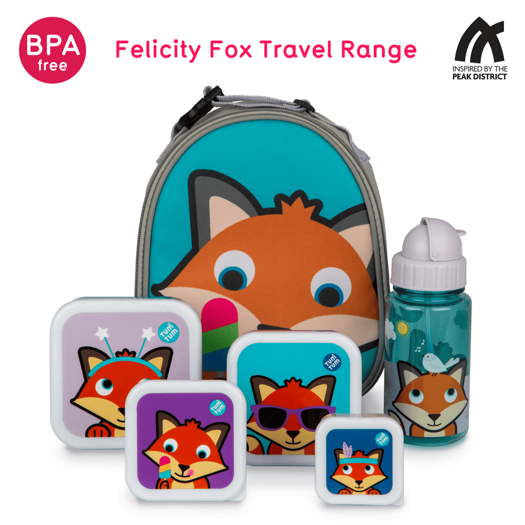 toddler lunch boxes fox
