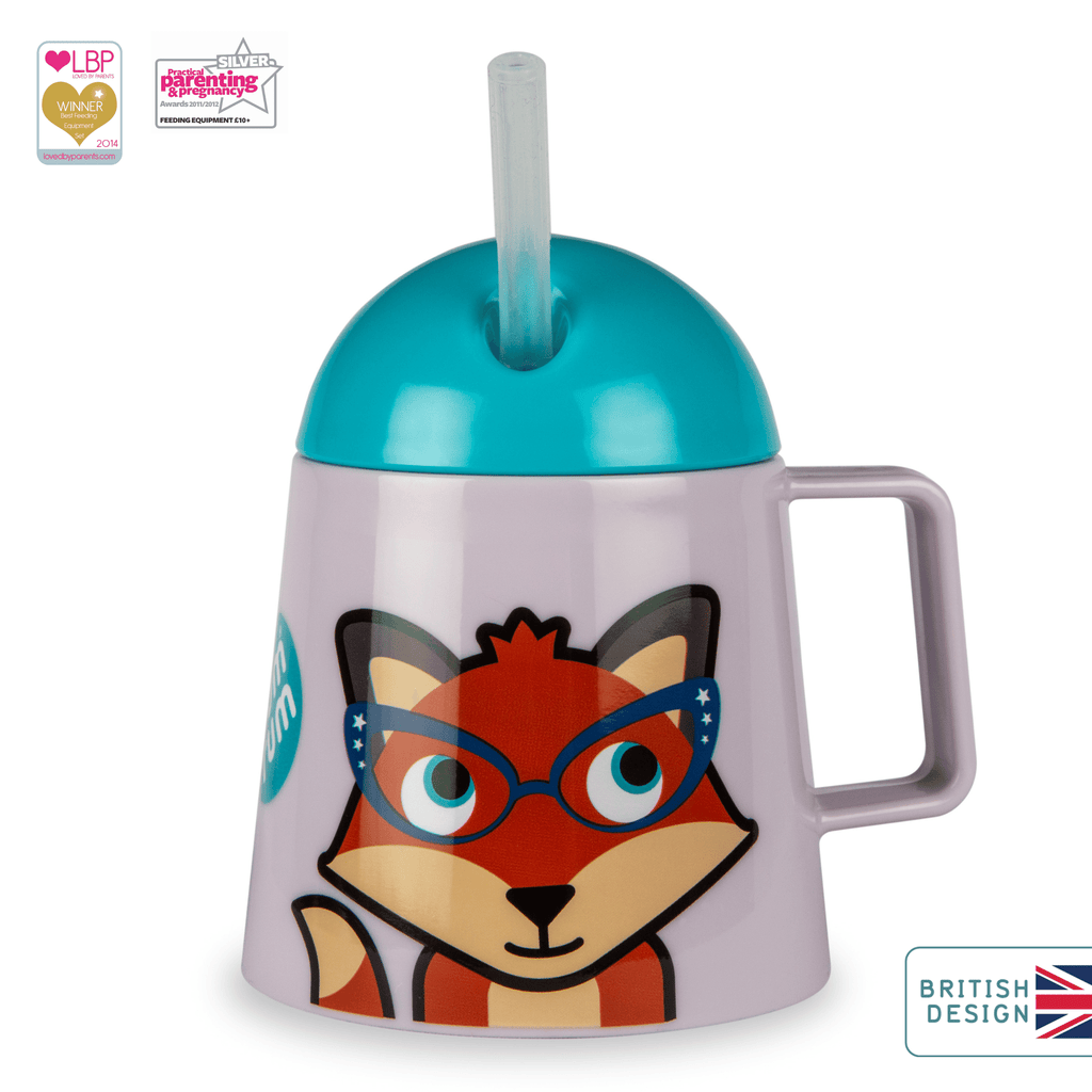 Fox stable drinking cup