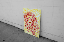 Load image into Gallery viewer, Blooming Lion