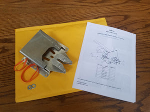 Stapling converter kit contents