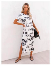 Load image into Gallery viewer, Maddy Tie Dye Dress