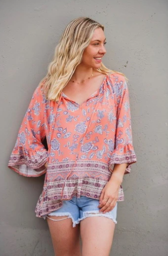 Navaho Top | Melon