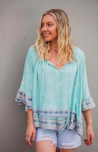 Navaho Top | Mint