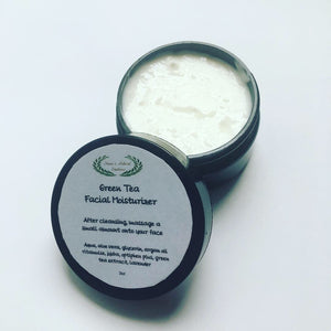 Green Tea Facial Moisturizer