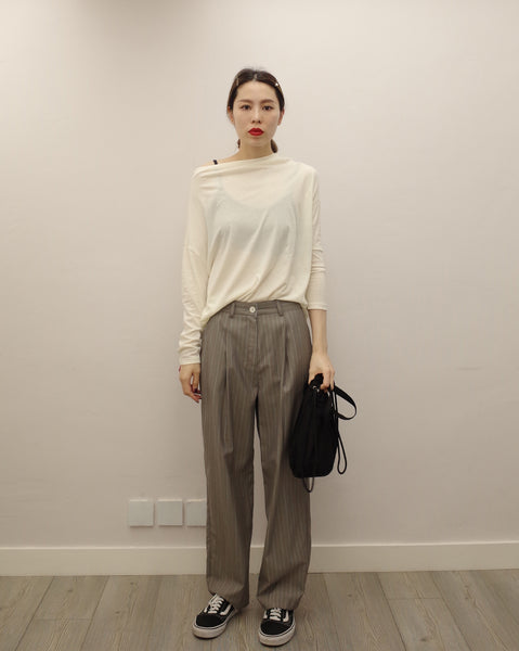 cool grey soft pants (PREORDER)