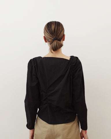 ruched top (preorder)