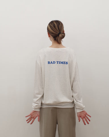good times sweat top (preorder)
