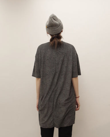 longline towel top